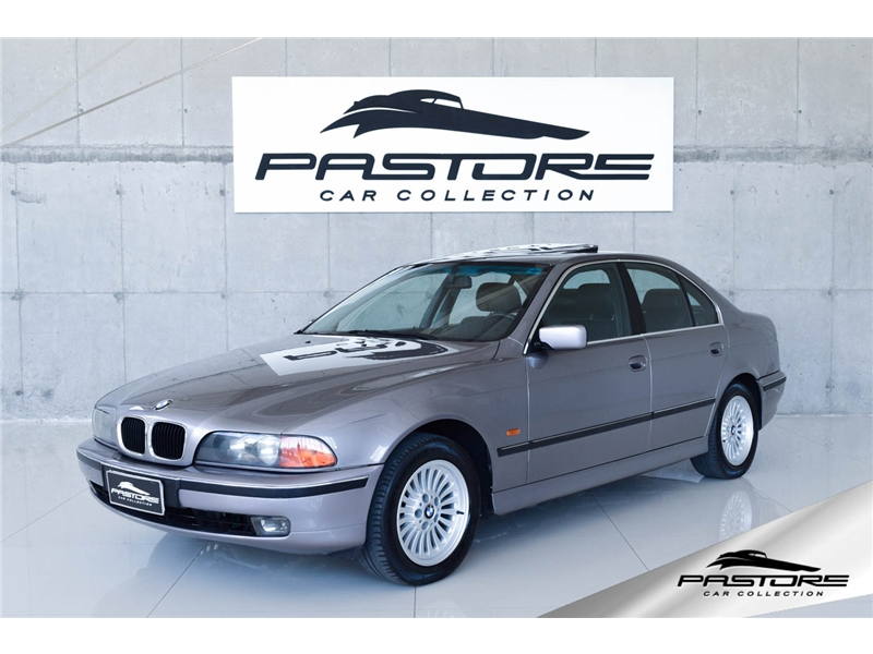 Seminovos certificados BMW 528I 2.8 SEDAN 24V GASOLINA 4P AUTOMATICO